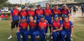 *LaMangaTorre CC winners of the 2019 Annual T20 Festival.