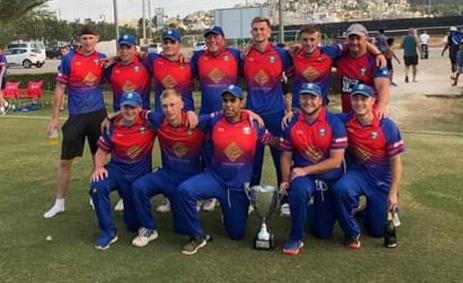 *LaMangaTorre CC winners of the 2019 Annual T20 Festival.