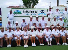 30th CELEBRATION GAME for LA MARINA by Barry Latham