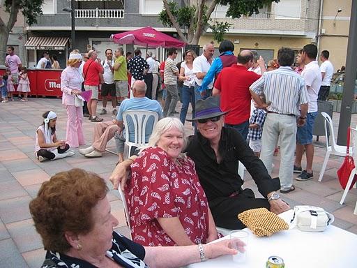Angie & David at Redovan