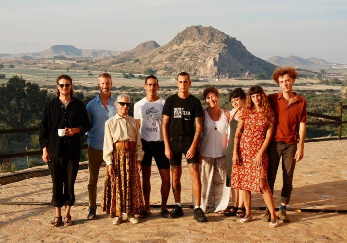 INTERNATIONAL ARTISTS IN MOJÁCAR
