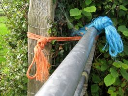 You Can't be Serious - Of baling-twine and blasting-wire…
