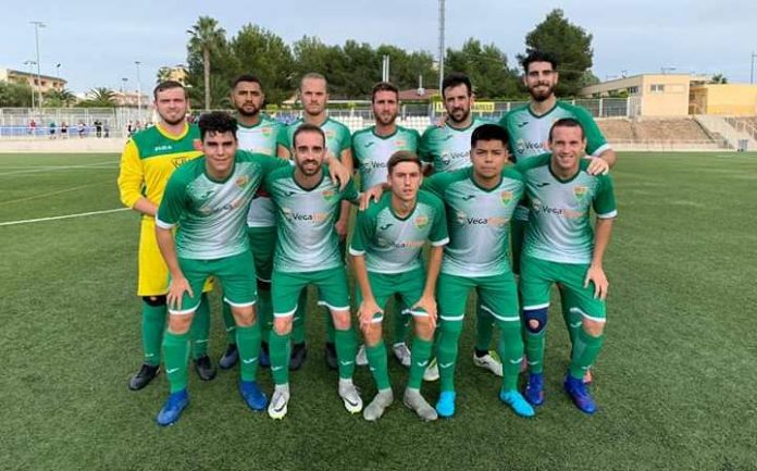 CD Benijofar promotion formaway win at Atletico Algorfa.