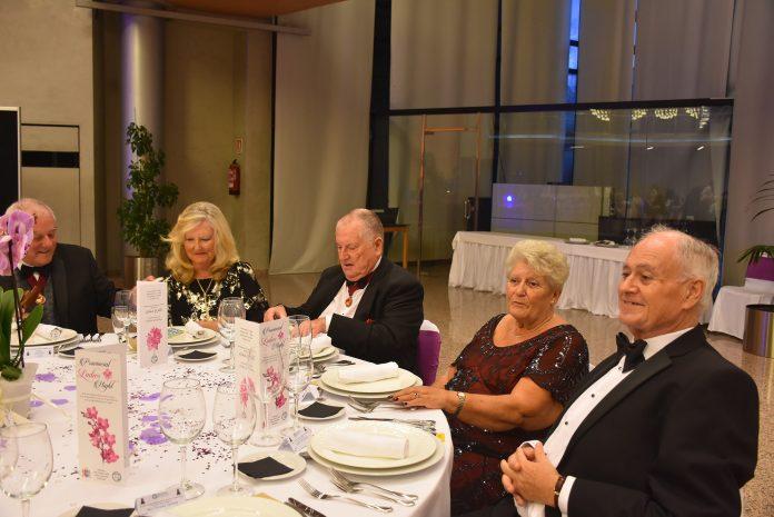 Provincial Grand Lodge of Valencia Ladies Night