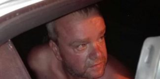 Grundy on his arrest in Benidorm