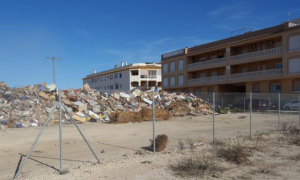 Health of angry residents put at risk by Dolores Dump