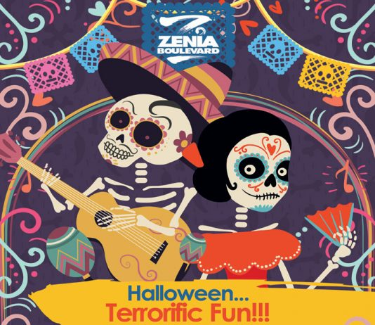Enjoy a weekend of Halloween at the fabulous La Zenia Boulevard Shopping Center