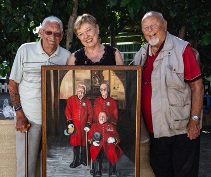 Local painter to feature at Royal Hospital