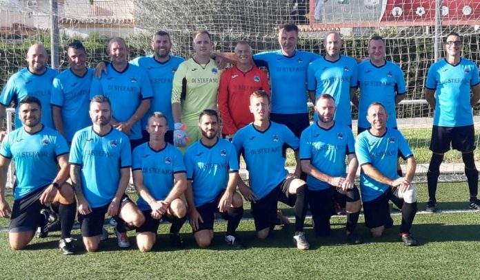 Orihuela Costa Veteranos pick up 3 more points