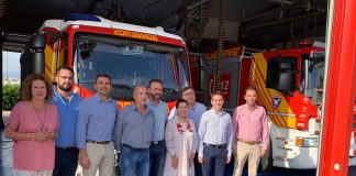 Rosa Maria Cano reappointed as President of the Levante Firefighting Consortium