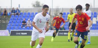 England concede Last minute equaliser against Spain at Pinatar Arena