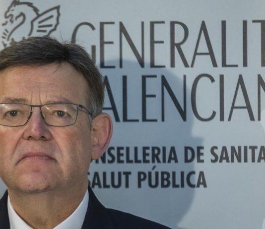 President of the Generalitat announces 5.8m euros aid in wake of Gota Fria to Vega Baja regions and Vall d'Albaida