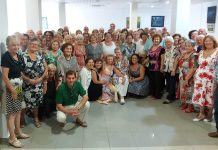 Mojácar council holds annual lunch party for their senior residents