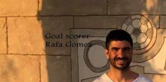 RAFA GOMEZ PENALTY LIFTS THADER SPIRITS