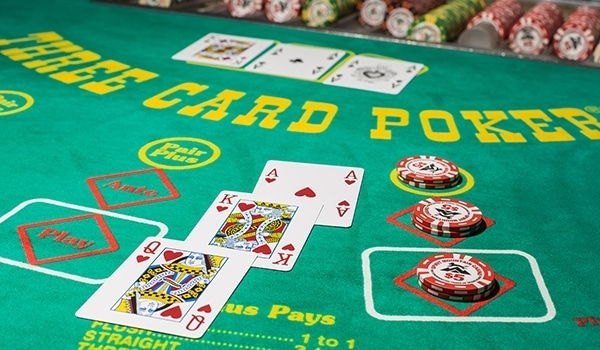Three Card Poker Strategies - The Leader Newspaper