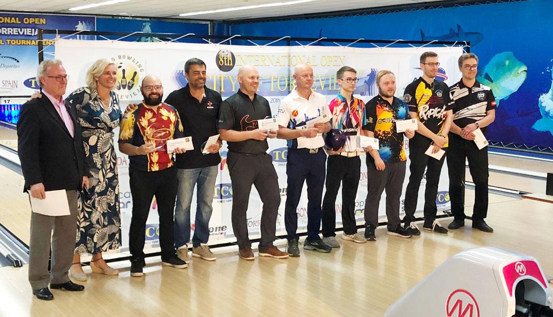 The Venezuelan Ildemaro Ruiz wins the Torrevieja Open