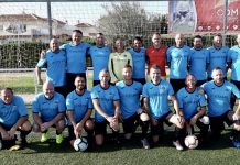 Orihuela Costa Veteranos suffer shock first league defeat.