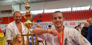 Eneko Delgado has been crowned the Karate World Champion
