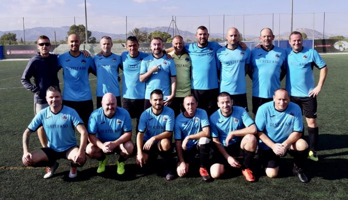 Tough road Trip proves too much for Orihuela Costa Veteranos.