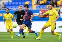 Orihuela slump to defeat in Barcelona