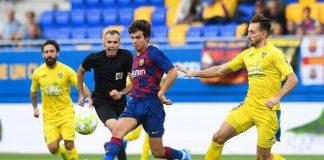 Orihuela slump to defeat in Barcelona
