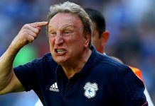 Warnock's First Class delivery!