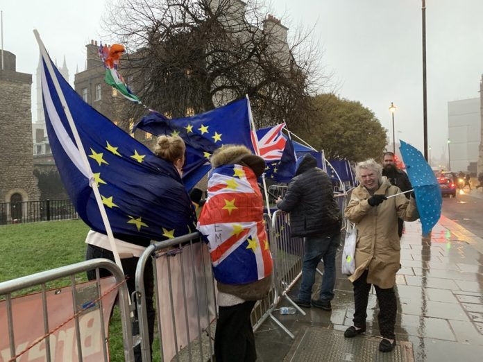 BREXIT EXTENDED AGAIN