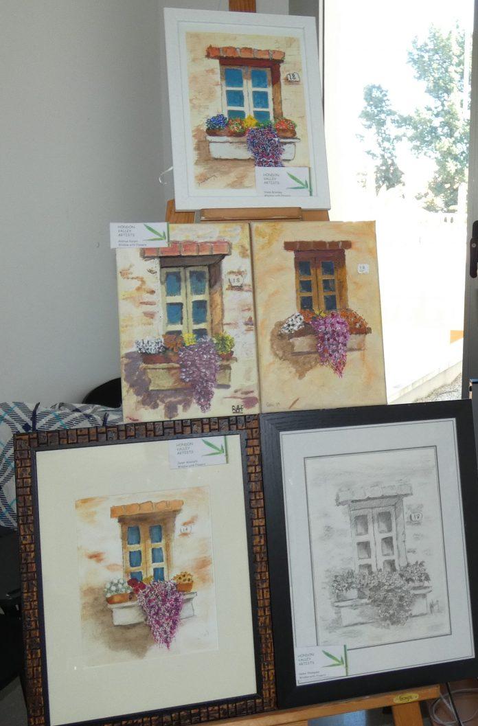 Hondón Valley Artist Exhibition and Workshop