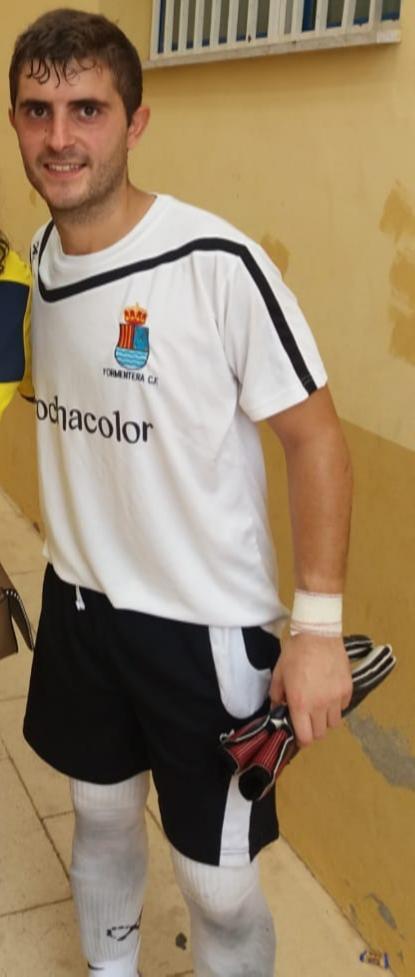Sporting Saladar keeper Yonai's England dream