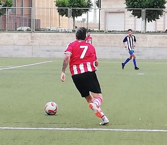 Formentera CF 0-2 CD Montesinos