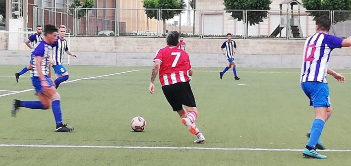 Formentera CF 0-2 CD Montesinos