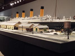 We took a full coachload of members to the Titanic Exhibition in Alicante