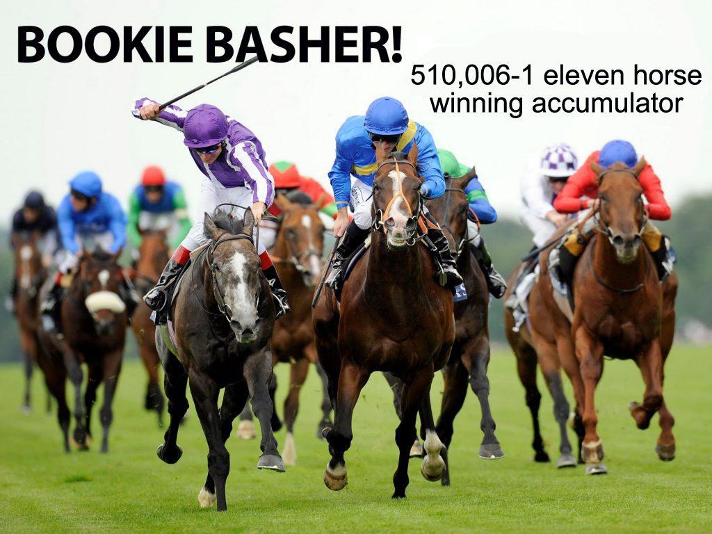 510,006-1 fromthehorsesmouth.tips winning 11-horse accumulator