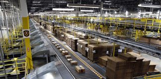 New distribution centre for Amazon in Corvera