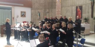 Andante International Choir to perform three concerts in December