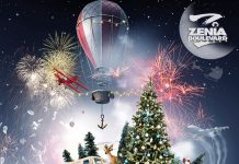 Travel to the magical world of the La Zenia Boulevard Christmas lights!