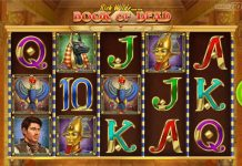 Book of Dead is a video slot machine