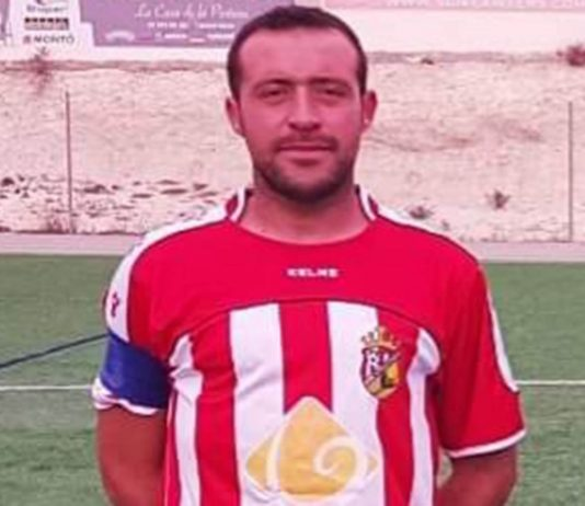 Monte captain Fernando: Feet firmly on the ground. Photo: Full Monte supporters club.