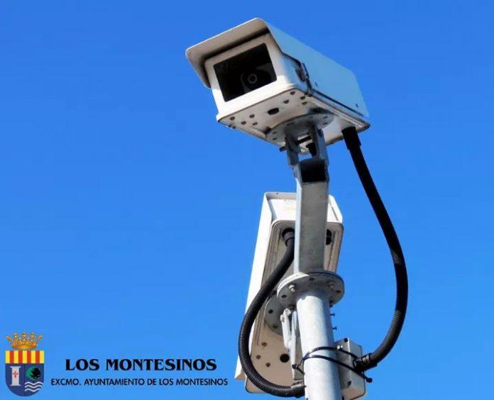 SECURITY CAMERAS IN LOS MONTESINOS