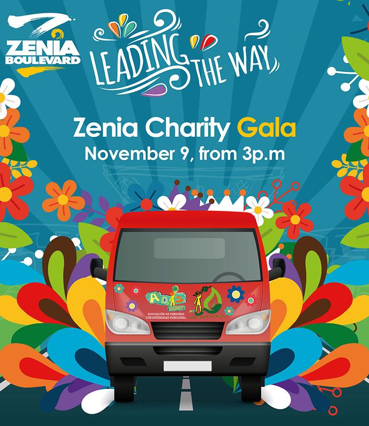 Zenia Charity Concert at La Zenia Boulevard