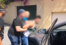 Guardia Civil swoop on 'violent' criminals