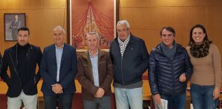 FAOC Neighbourhood Association meets with Orihuela Councillors