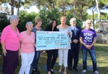 Charity begins with the Costa Blanca Solidarity Calendar