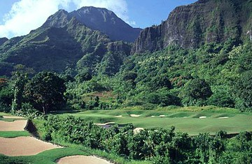 THE KO'OLAU GOLF CLUB Oahu, Hawaii