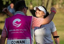 Cowan in control on Costa Del Sol
