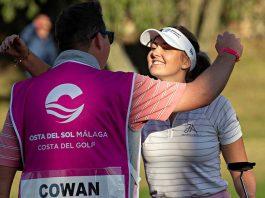 Cowan in control on Costa Del Sol