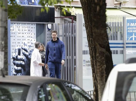 Pau Gasol arrives in Murcia for medical treatment