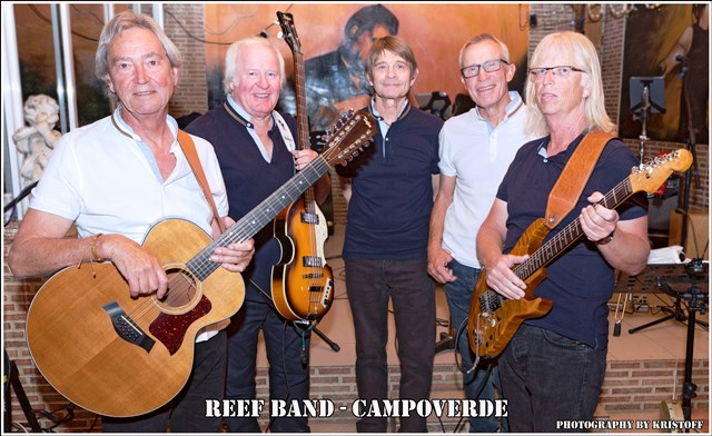 The fantastic Reef Band