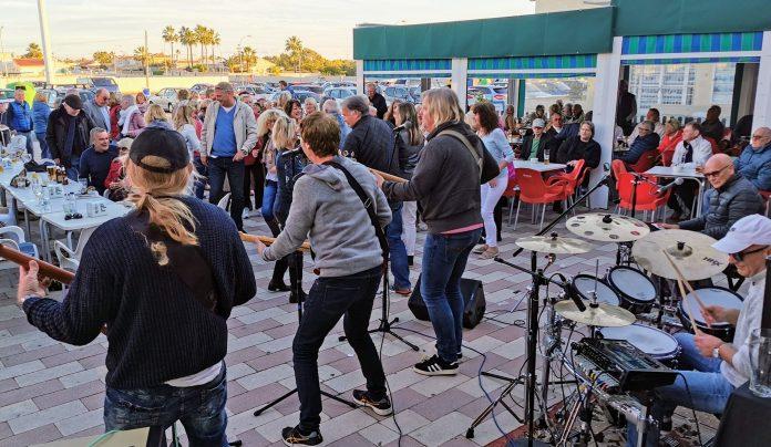 The Big Jam is held across the area every week