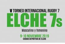 DRAW FOR 5th ELCHE RUGBY SEVENS
